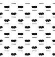 topinambour pattern seamless vector image vector image