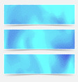 blue color distressed dotted overlay card vector image vector image