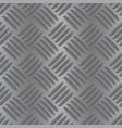 metal non slip background seamless pattern vector image