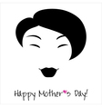 Happy Mothers Day background or card vector image vector image