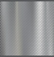 geometric metallic texture steel mesh industrial vector image