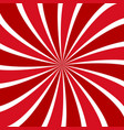 Geometric swirl background from rotated rays vector image