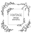 Vintage angles designs vector image vector image