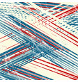abstract background in retro style vector image