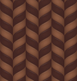 abstract chocolate candys seamless background vector image