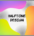 abstract bright elegant concept vector image