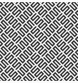 abstract seamless lattice zigzag pattern vector image vector image