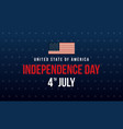 collection of independence day style vector image vector image