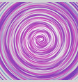 abstract background with twisted swirles vector image vector image