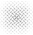 abstract simple halftone stripe background vector image vector image