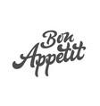 bon appetit text logo