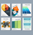 elements for infographics on a white background vector image vector image