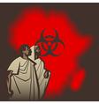 Ebola2 vector image