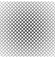 geometrical abstract halftone pattern background vector image vector image