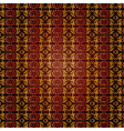 ottoman style seamless pattern vector image vector image