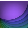 Arc modern background design vector image vector image