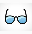 eye glasses design clipart vector image vector image