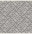 seamless geometric pattern irregular tiles grid vector image vector image