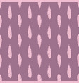 feather seamless pattern in lilac colors vector image