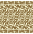 gothic ornament vector image vector image