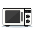 oven on white background vector image
