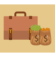 saving money design vector image vector image