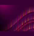 purple abstract modern background with color vector image vector image