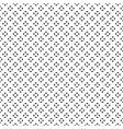 black white minimalist seamless pattern vector image vector image