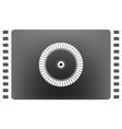 diamond disc for concrete cutting icon vector image vector image