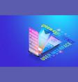 3d isometric mobile app ui ux design creating