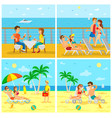Tourism and sightseeing summer vacation by sea