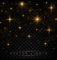 christmas abstract pattern vector image vector image