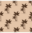 Palm trees seamless pattern