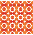 circle and cross medical pattern or background vector image vector image