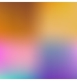 Smooth colorful background vector image vector image