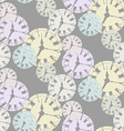 Seamless Watch Pattern vector image vector image