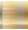 Metal mesh techno background vector image