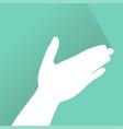 art hand vector image