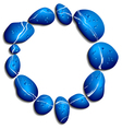 Blue stones vector | Price: 1 Credit (USD $1)