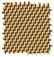 patern zig zag vector image vector image