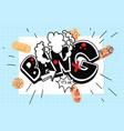 bang lettering
