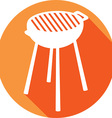 Barbeque Icon vector image vector image