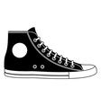 Sneaker vector image vector image