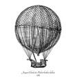 charles amp robert brothers balloon vector image vector image