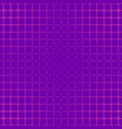 purple halftone line pattern background template vector image vector image