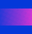 halftone minimalistic horizontal banner background vector image vector image