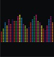 Colorfull Bars vector image vector image