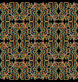 paisley seamless pattern decorative ornamental vector image