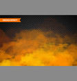 realistic colorful smoke clouds mist effect fog
