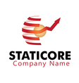Staticore Design vector image